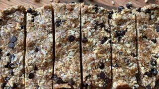 Granola Bars { Gluten Free | Paleo }