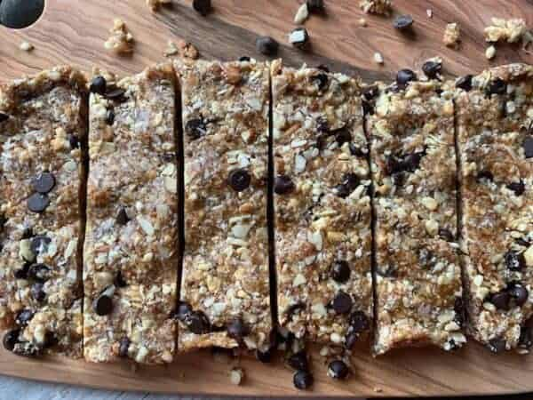 Granola Bar { Gluten Free | Paleo }