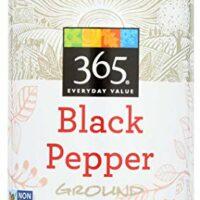 365 Everyday Value, Ground Black Pepper, 1.8 oz
