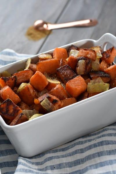Gluten Free Sweet Potatoes