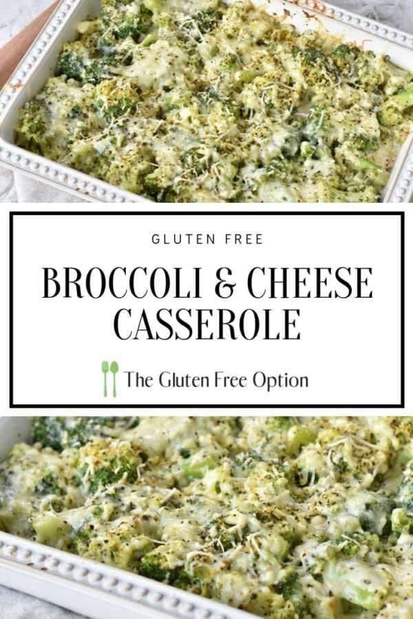 Gluten Free Broccoli Casserole