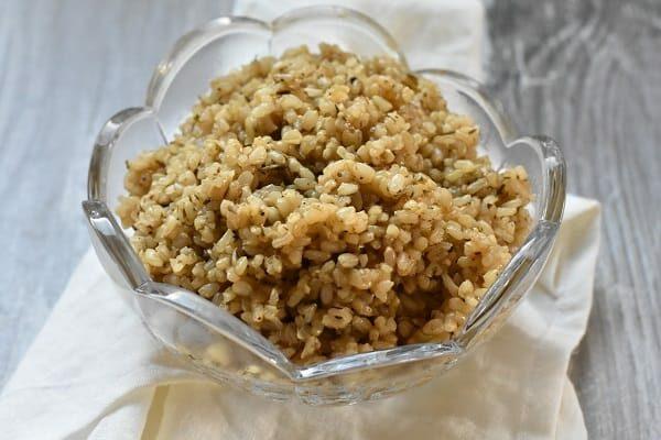 Gluten Free Brown Yum Yum Rice