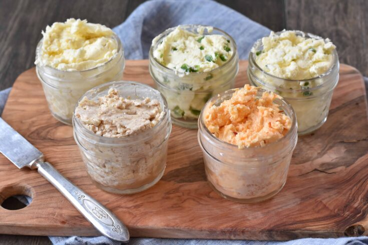5 Easy and Delicious Homemade Butters