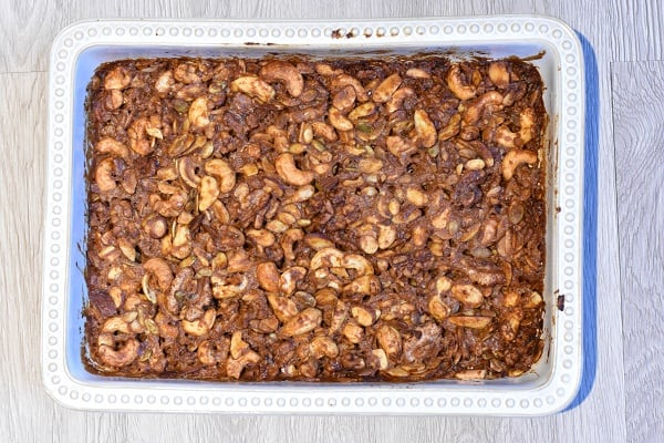 Sweet and Spicy Nut Clusters