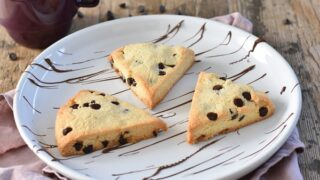 Gluten Free Scones { Low Carb }