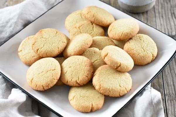 Gluten Free Butter Cookies