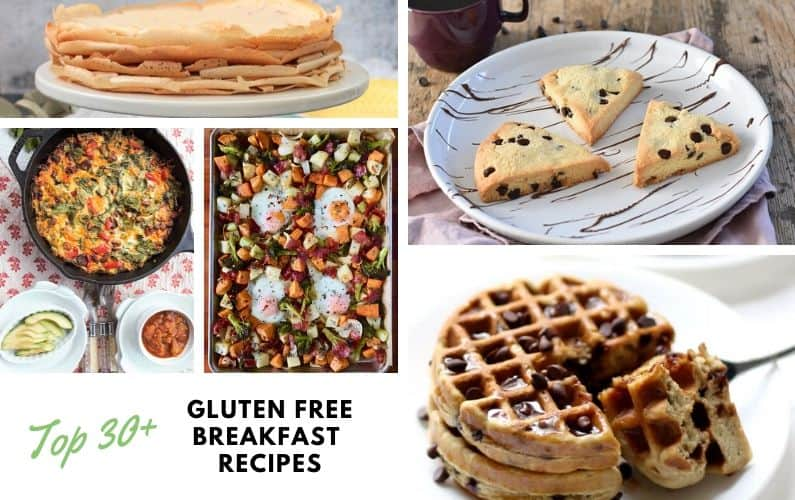 Top Gluten Free Breakfast Recipes