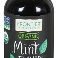 Frontier Mint Flavor Certified Organic, 2-Ounce Bottle