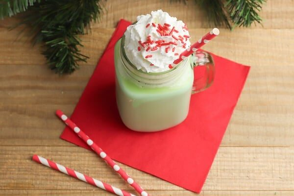 Gluten Free Mint Hot Chocolate
